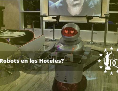 Robots en los Hoteles | Curso de Recepcionista de Hotel