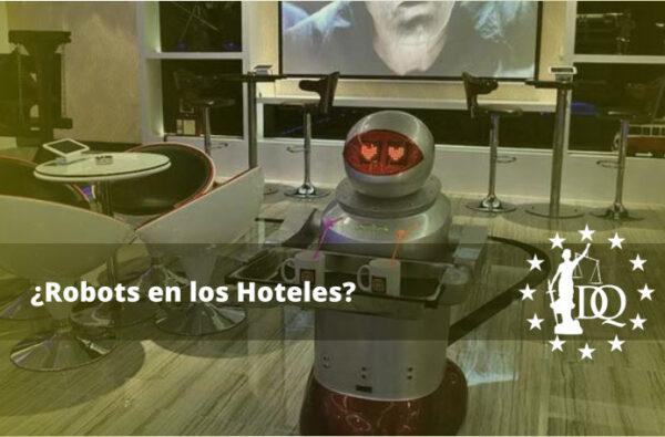 Robots en los Hoteles