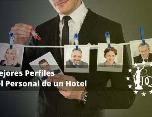Mejores Perfiles del Personal de un Hotel | Curso de Recepcionista