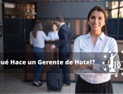 ¿Qué Hace un Gerente de Hotel? | Curso de Recepcionista de Hotel